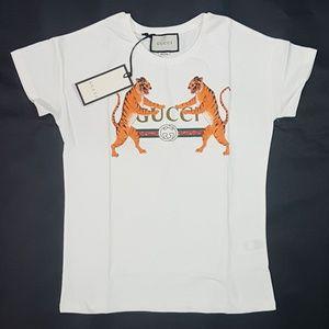 Tshirt leon gucci